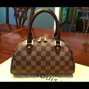 Louis Vuitton Bags - Louis Vuitton Ribera Damier Ebene Mini NEVER USED